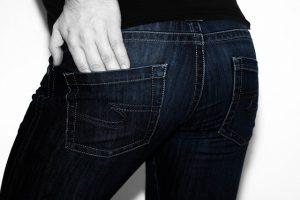 broek jeans vrouw